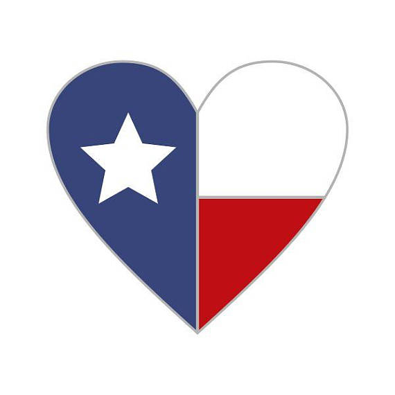 570x570 Texas Flag State Heart Cuttable Design Svg Png Dxf Amp Eps Designs