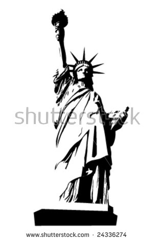 301x470 Statue Of Liberty Clipart