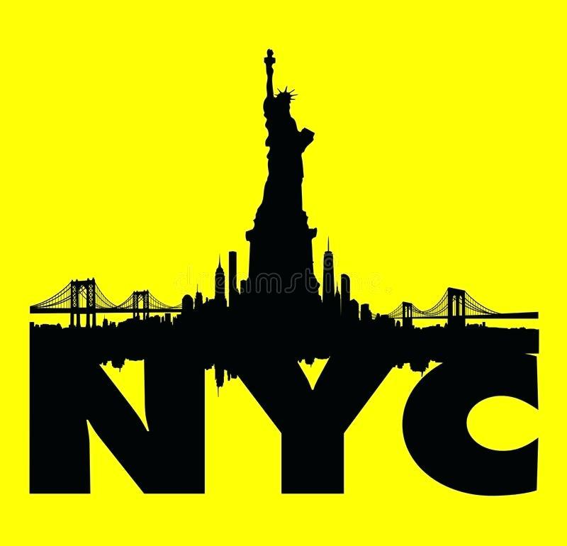800x770 Statue Of Liberty Vector Scape Liberty Statue Vector Download