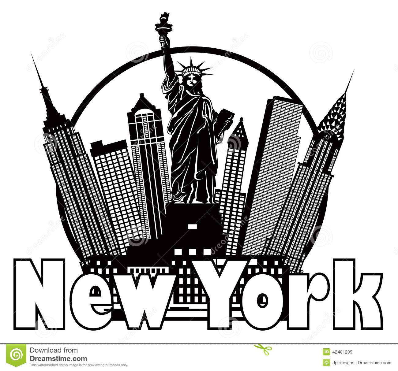 1300x1213 Statue Of Liberty Clipart New York City
