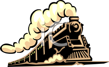 350x214 Antique Train Clipart Trains, Airships, And Airplanes