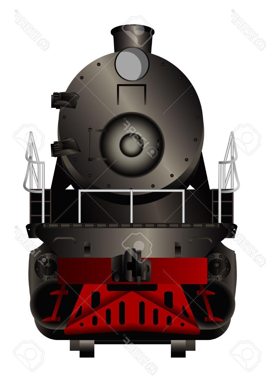 940x1300 Locomotive Clipart