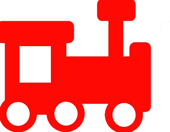 595x463 Train, Pullman, Steam, Vapor, Locomotive, Toy, Doll, Silhouette