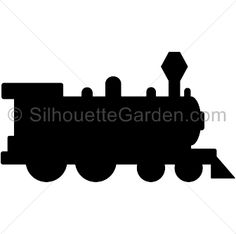 236x234 Train Silhouette Clip Art 101 Clip Art