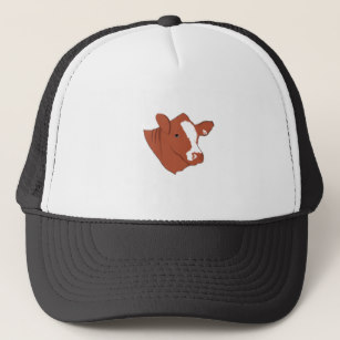 307x307 Bull Head Hats Zazzle