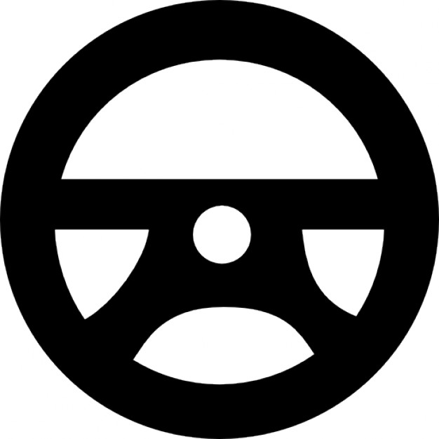 626x626 Steering Wheel Icons Free Download