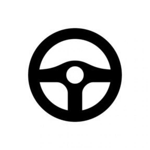 626x626 A Steering Wheel