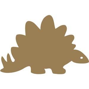 300x300 Stegosaurus Silhouette Design, Silhouettes And Craft