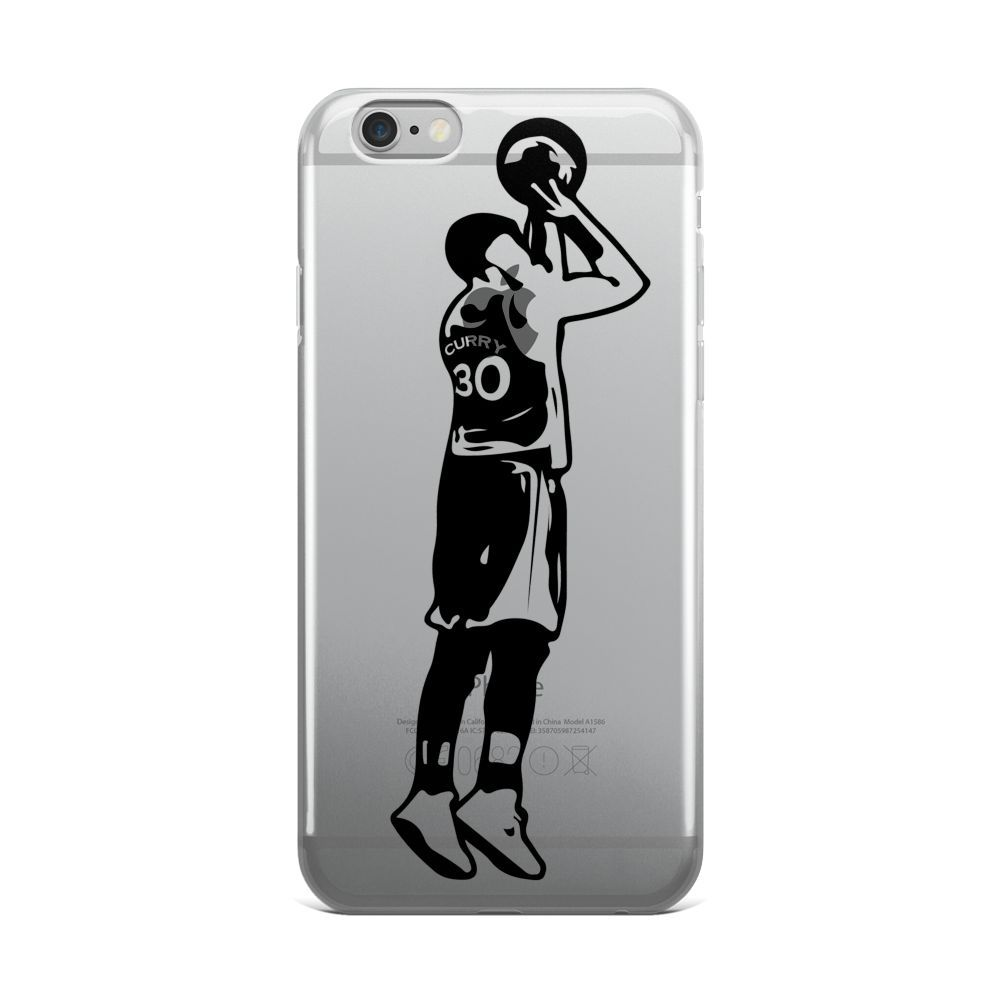 1000x1000 Golden State Warriors Stephen Curry Shooting Silhouette Iphone 5