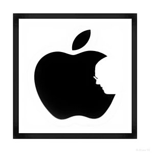 297x300 Steve Jobs Poster Art Fine Art America