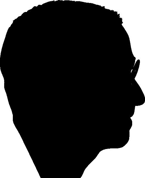 486x595 Steve Jobs Silhouette Clip Art