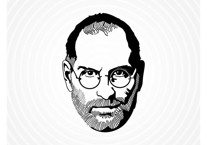 700x490 Steve Jobs Vector
