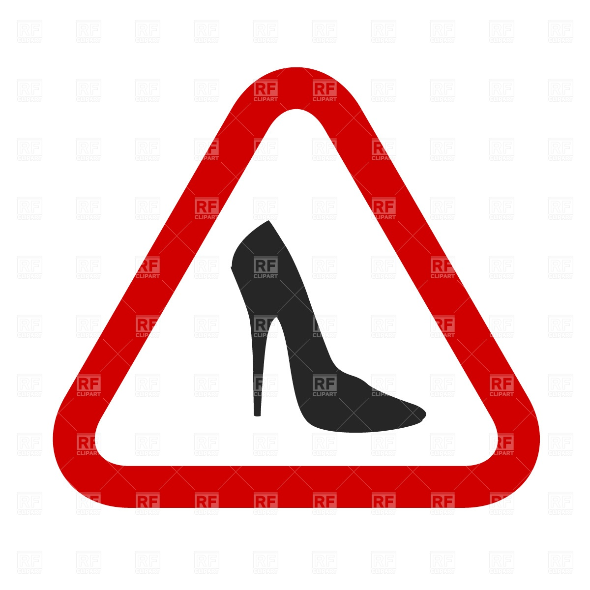 1200x1200 Stiletto Heels Clipart Free Collection