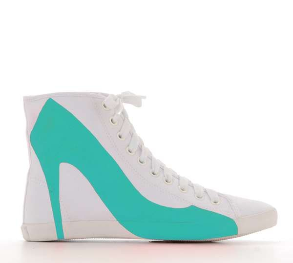 600x539 Stiletto Silhouette Shoes High Heel, Converse High And High Tops
