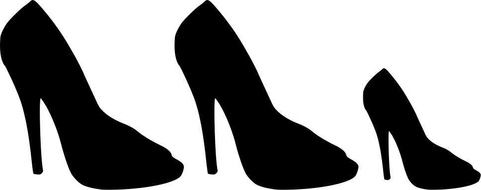 968x383 Stiletto Shoe Silhouette Creativity Amp Art Inspiration