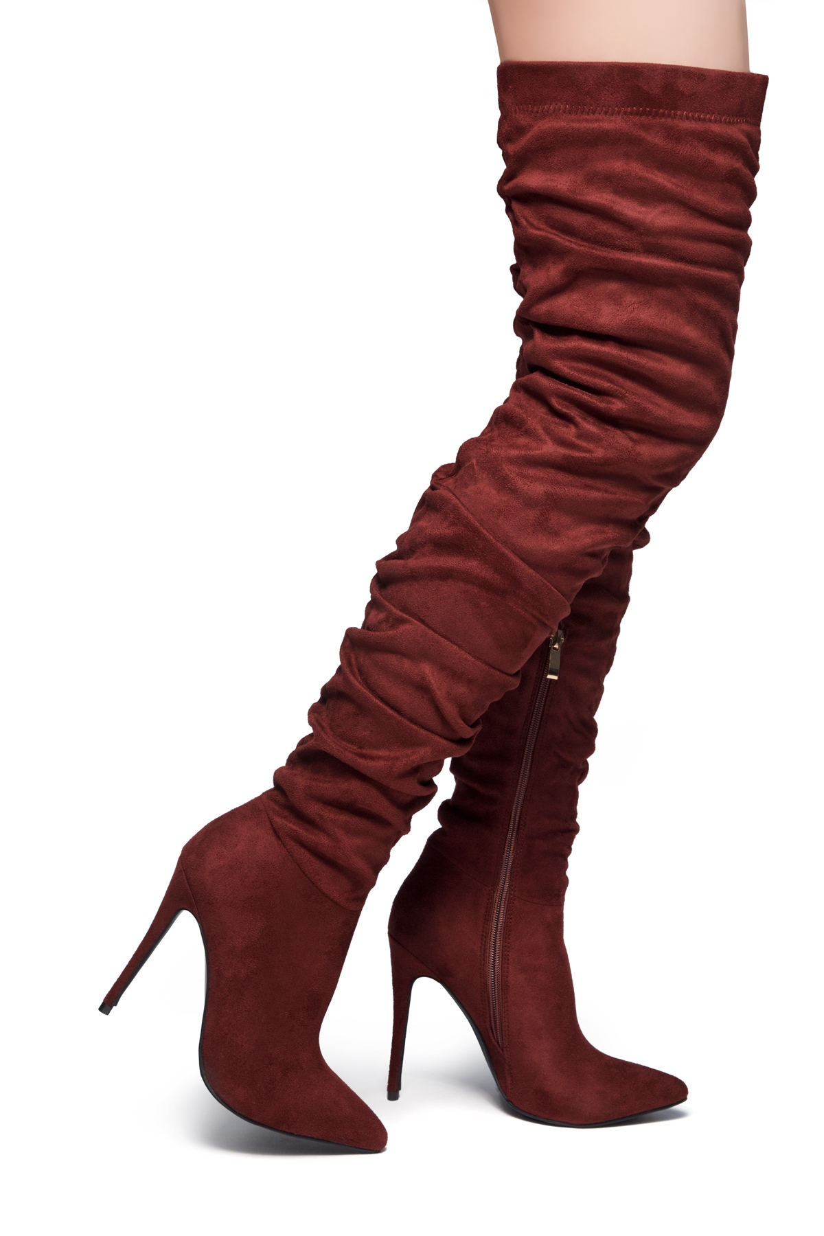 1200x1800 Deadly Lust Pointed Toe, Stiletto