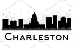 236x157 Stock Vector Washington Dc City Skyline Black And White Silhouette