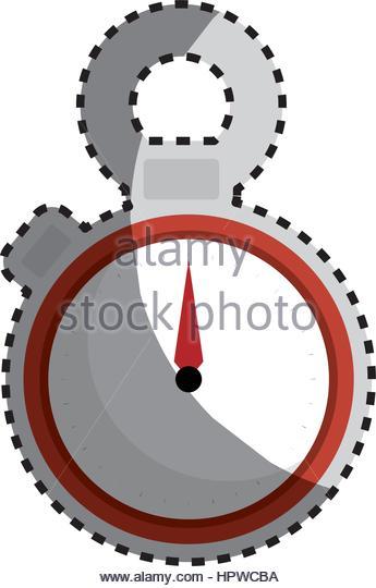 345x540 Sticker Silhouette Stopwatch Graphic Icon Stock Photos Amp Sticker
