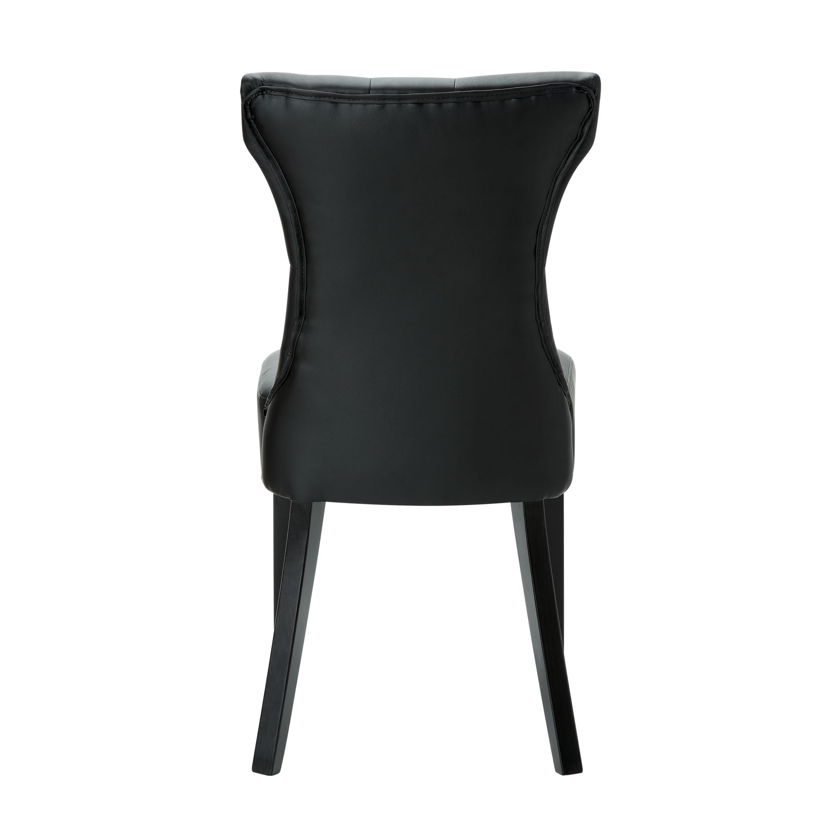 1600x1600 Modway Silhouette Dining Side Chair In Black