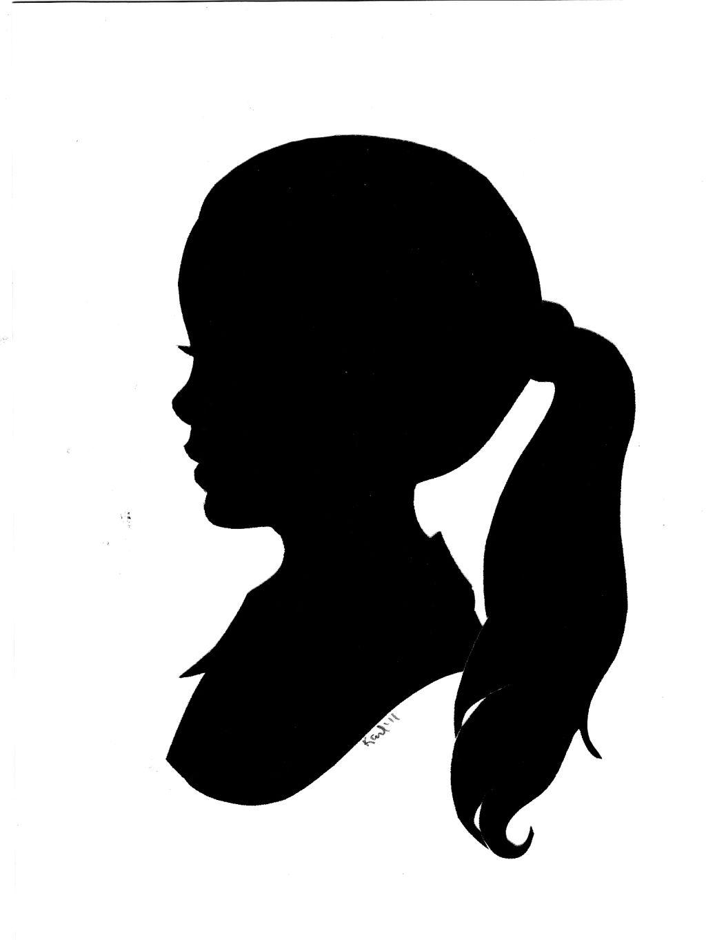 1024x1363 Silhouette Artist Of The Stars Karl Johnson Silhouettes