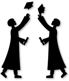 236x278 Girl Graduate Silhouette Get Your Girl Graduate Silhouette 12in