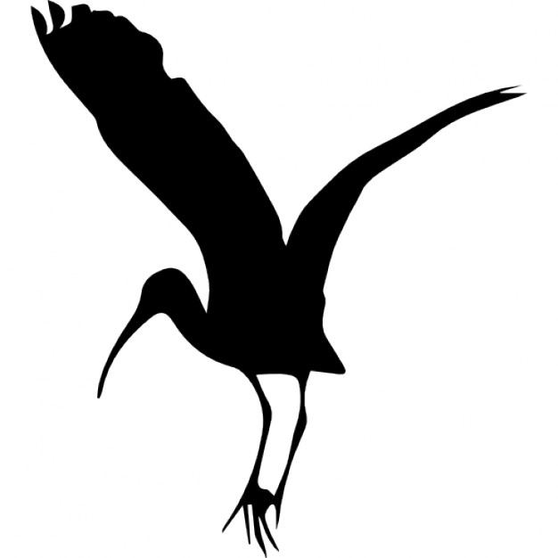 626x626 Bird Stork Shape Icons Free Download