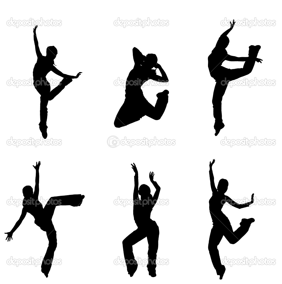 945x950 Depositphotos 6987183 Silhouettes Of Street Dancers On A White