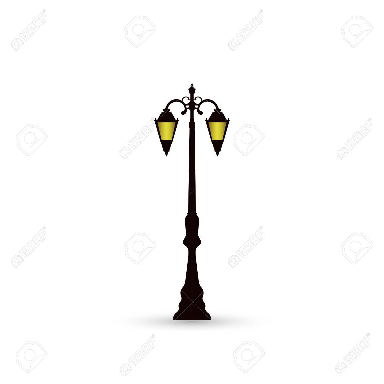 1300x1300 Street Light Pole Vectors