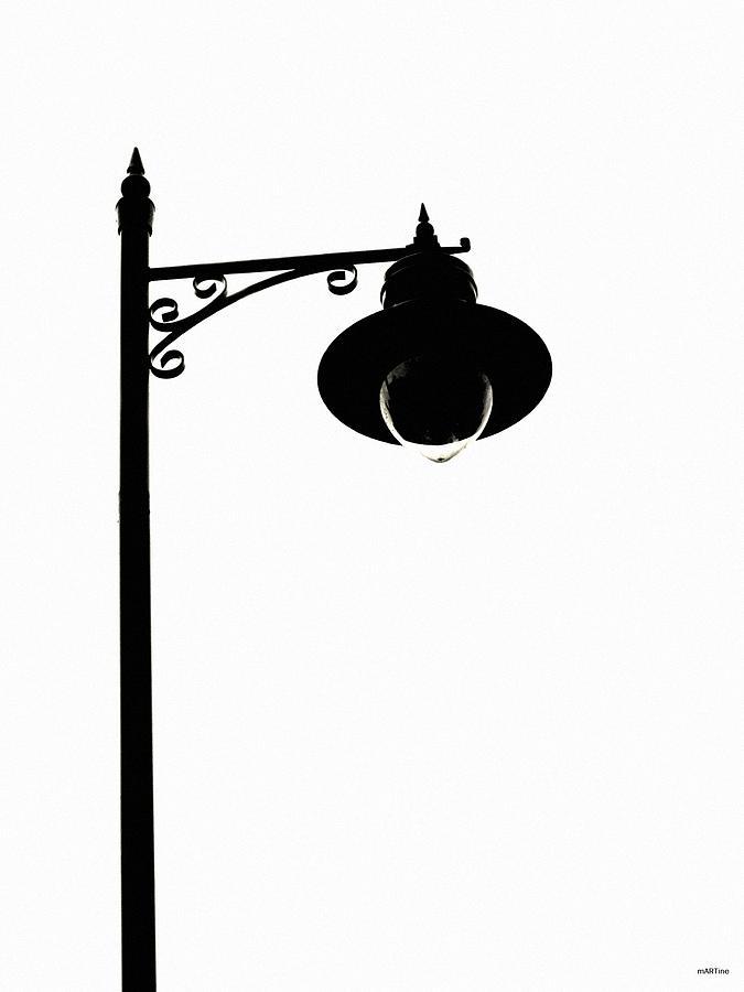 675x900 Street Light Silhouette Photograph By Martine Murphy