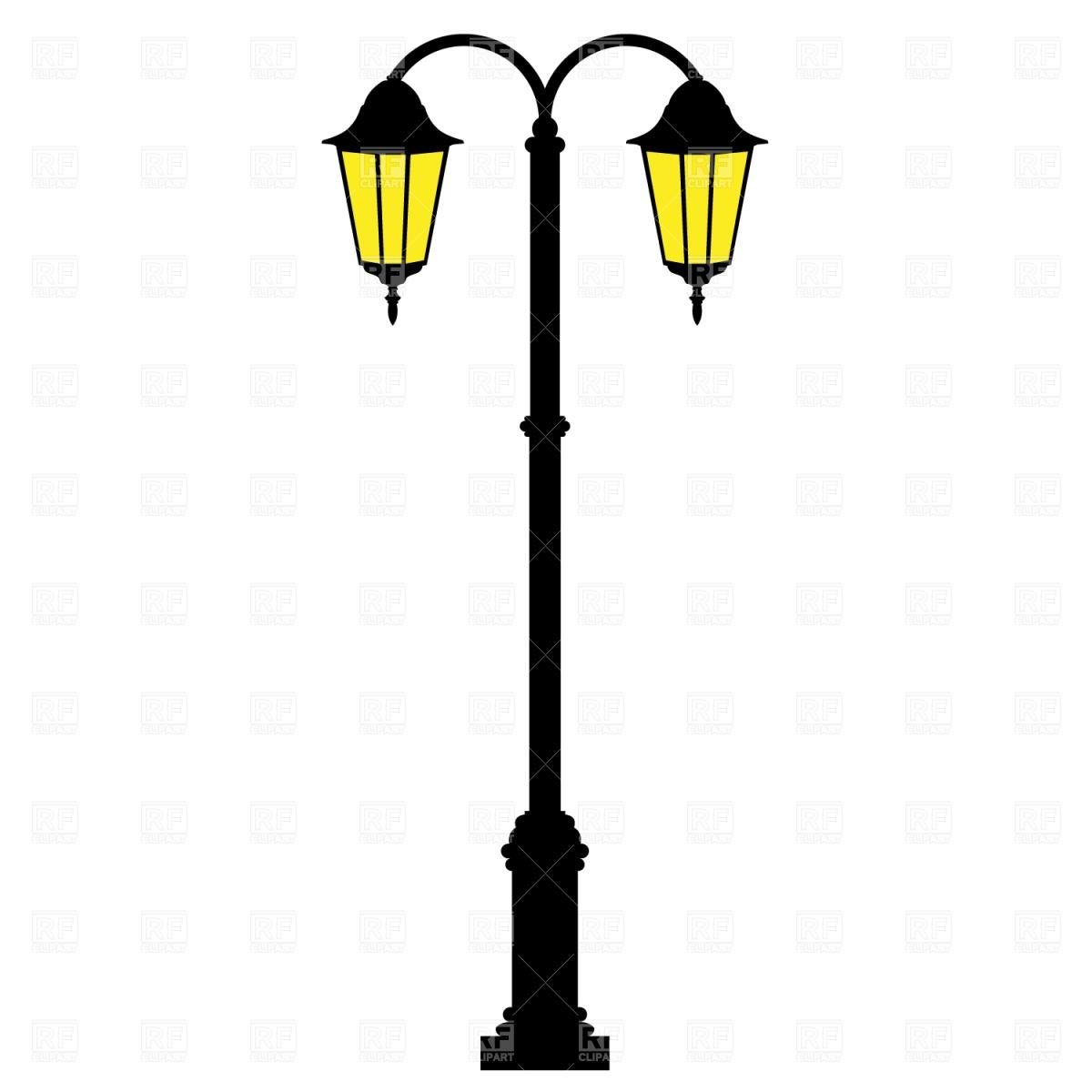 1200x1200 Street Light Clipart Street Lantern'57154