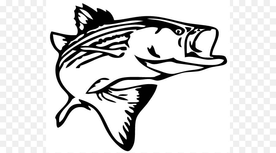 striped bass silhouette at getdrawings com free for personal use rh getdrawings com bass fish silhouette clipart bass fish clipart free
