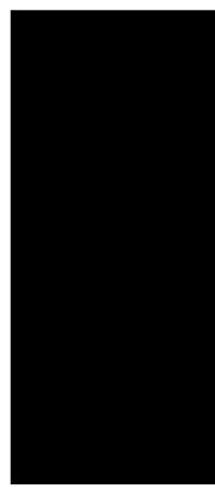 198x454 Victorian Silhouette Clipart