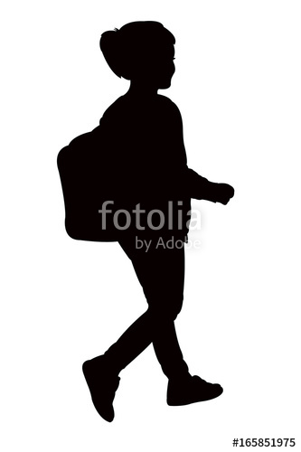 333x500 A Student, Silhouette Vector Stock Photo And Royalty Free Images