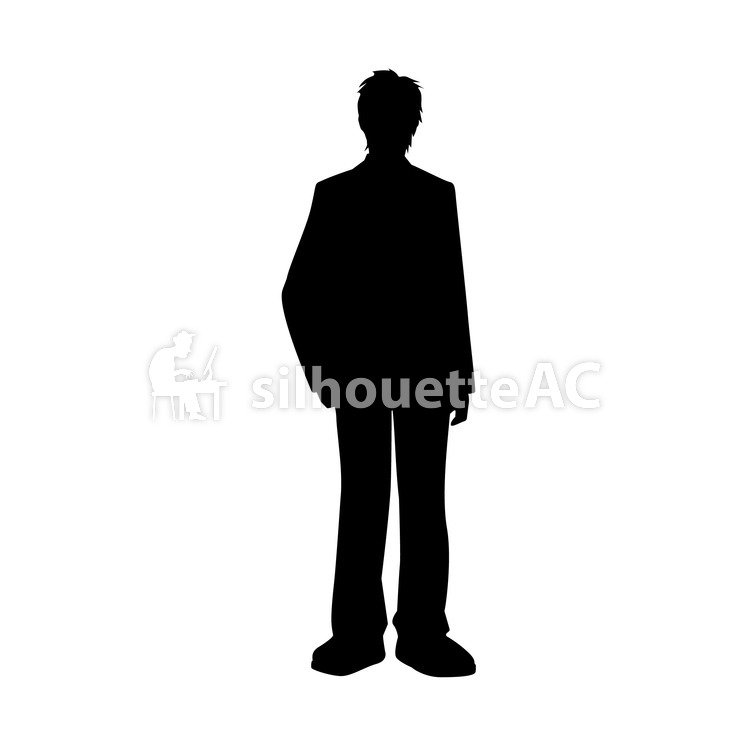 750x750 Free Silhouette Vector School, Item, Goods