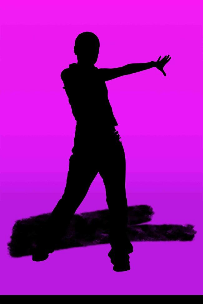 650x975 Winter Training In Modern Dance Classes Dancing Figures Silhouette