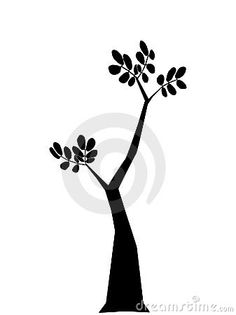 236x315 Stylized Trees Vector 2 For The Home Free Vector