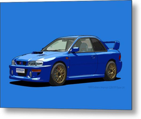 600x505 Subaru Sti Art Fine Art America