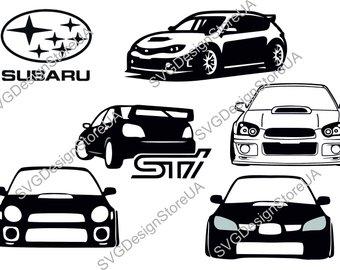 340x270 Subaru Wrx Sti Etsy