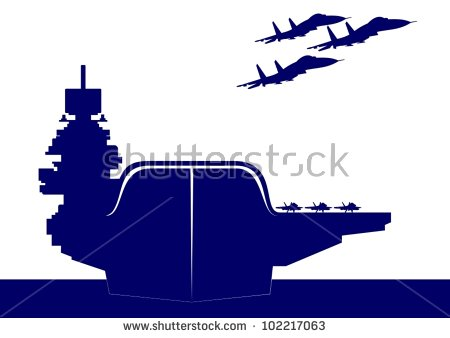 Submarine Silhouette