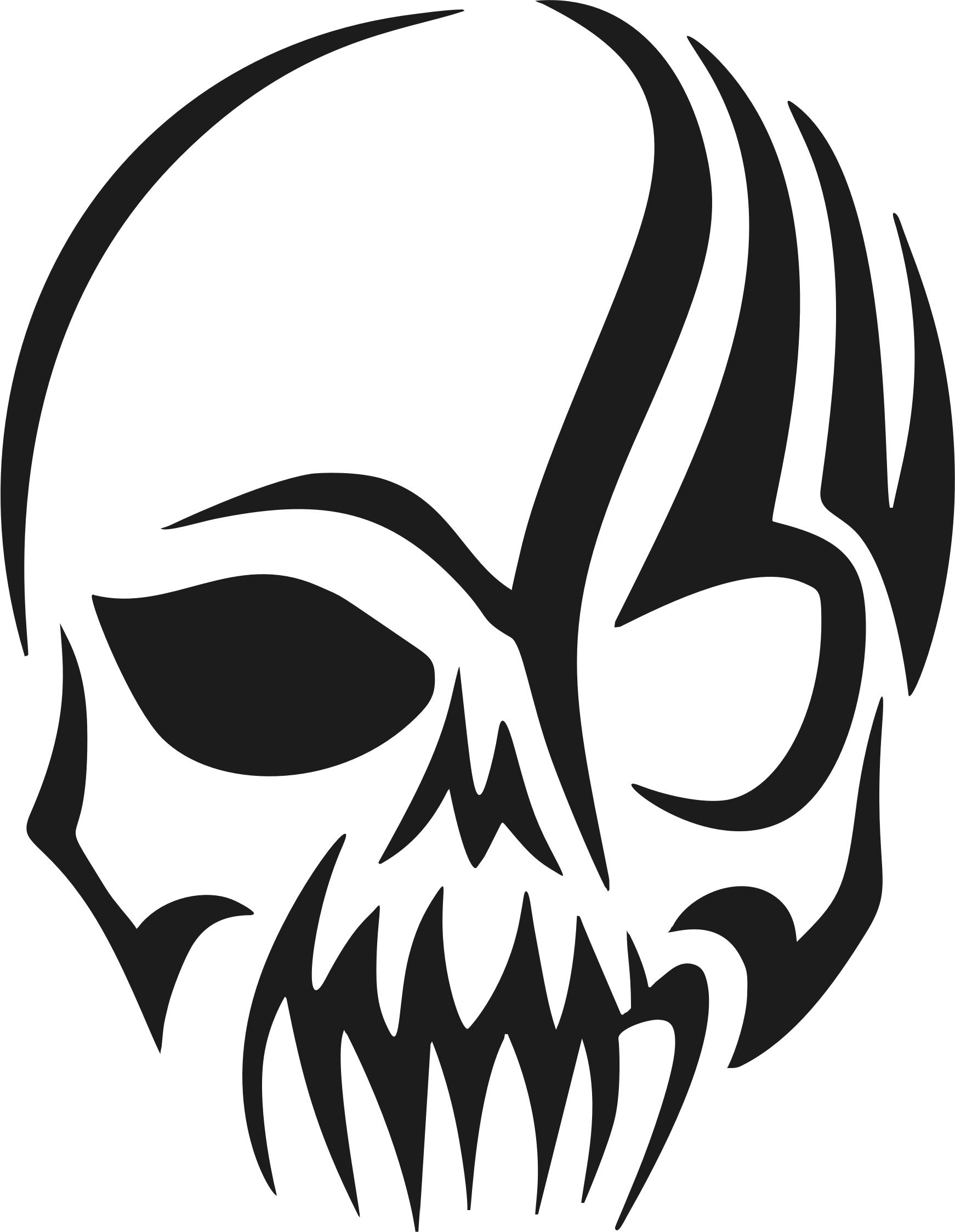 1742x2247 Free Skull Icons Png, Skull Images