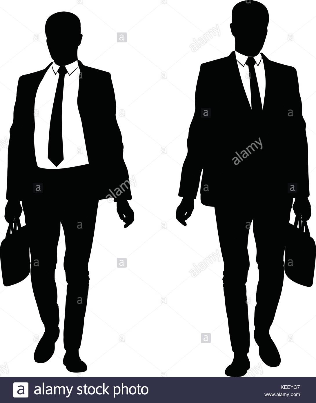 1090x1390 Silhouette Of A Walking Man In A Suit And Tie