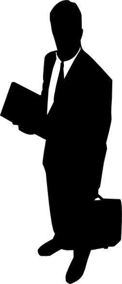 252x586 Business Clipart Suit And Tie