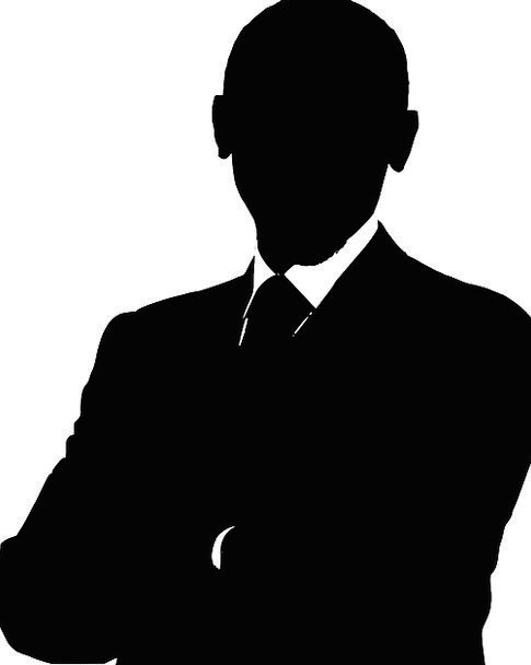 485x608 Businessman, Manufacturer, Outfit, Tie, Draw, Suit, Silhouette
