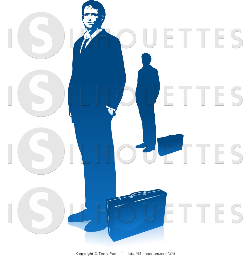 1024x1044 Silhouette Clipart Of A Corporate Businessperson In A Suit