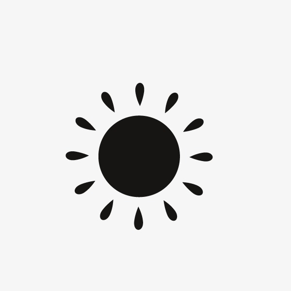 600x600 Silhouette Sun, Silhouette Vector, Sun Vector Png And Vector