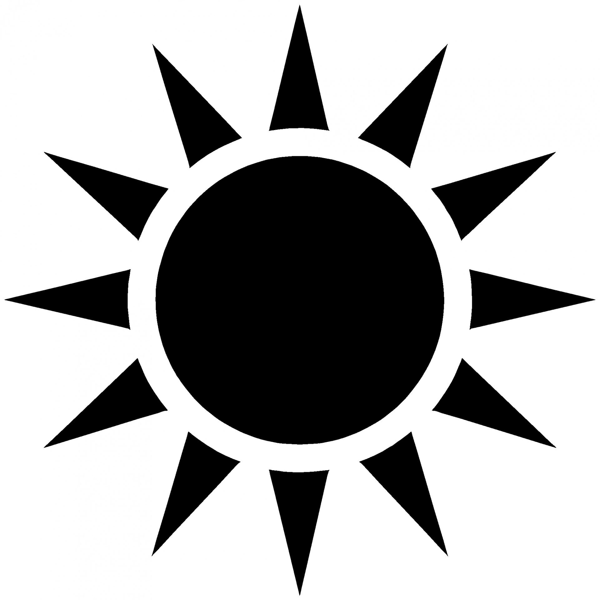 1920x1920 The Sun 37 Free Stock Photo