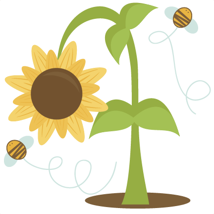 Sunflower Silhouette at GetDrawings | Free download