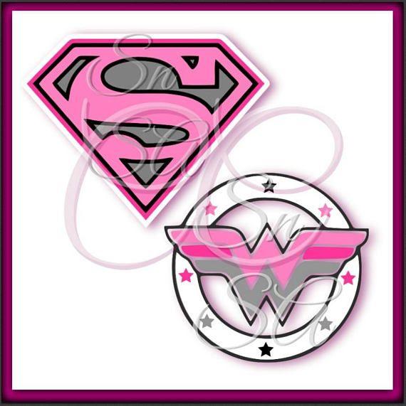 570x571 Wonderwoman Svg Superwoman Cancer Awareness Believe Hope Faith