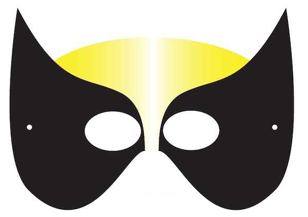 600x424 Mask Clipart Wolverine Many Interesting Cliparts