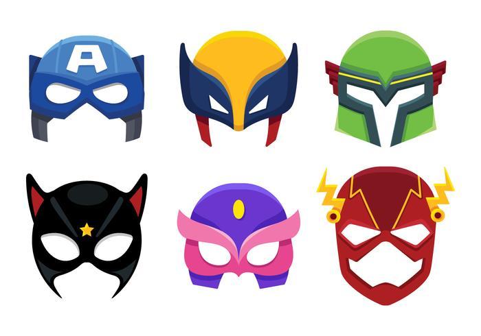 700x490 Superhero Mask Icon Cartoon
